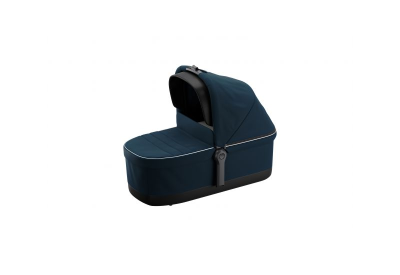 THULE SLEEK NAVY BLUE S KORBIČKOU - 3