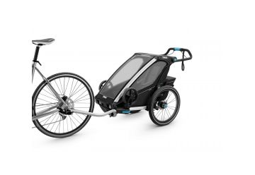 THULE CHARIOT CTS SPORT2, BLACK 2019 - 1