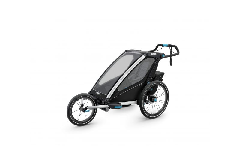THULE CHARIOT CTS SPORT2, BLACK 2019 - 3
