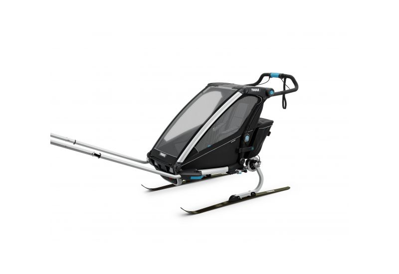 THULE CHARIOT CTS SPORT2, BLACK & JOGGER - 4