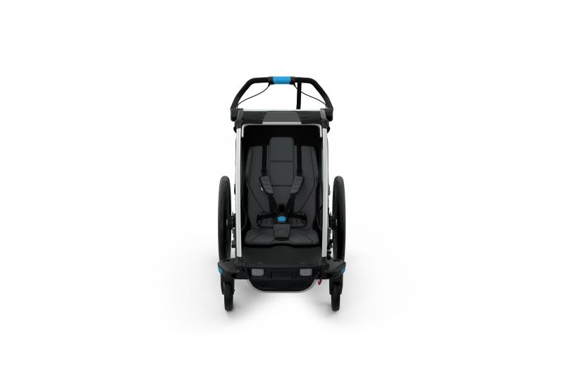 THULE CHARIOT CTS SPORT2, BLACK & JOGGER - 6