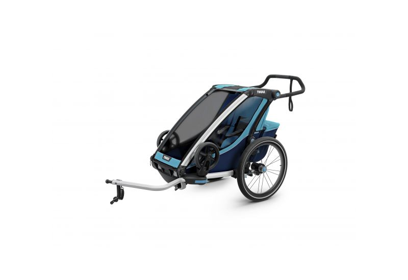 THULE CHARIOT CTS CROSS1, BLUE - 2