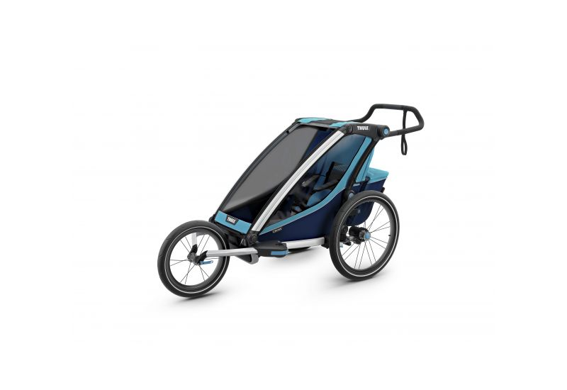 THULE CHARIOT CTS CROSS1, BLUE - 3