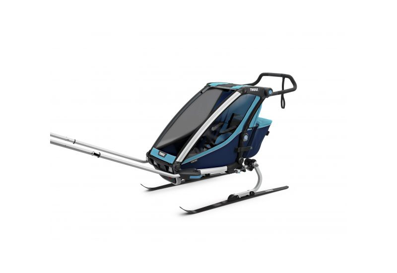 THULE CHARIOT CTS CROSS1, BLUE - 4