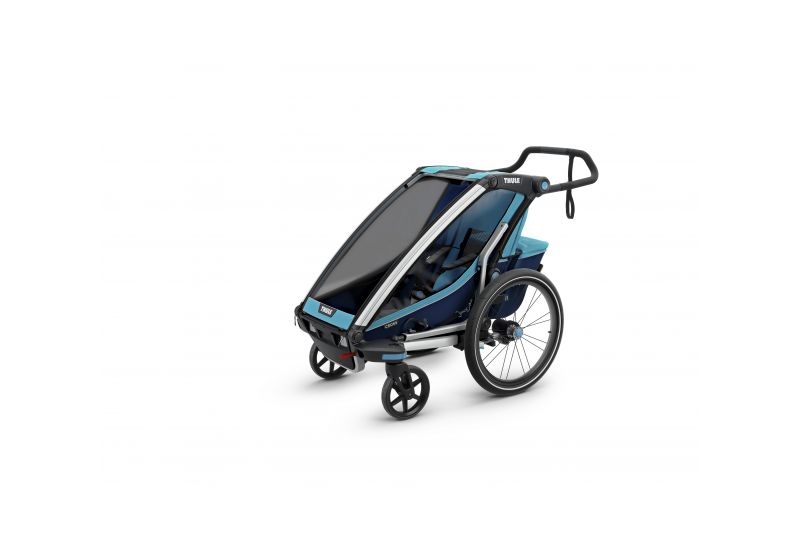 THULE CHARIOT CTS CROSS1, BLUE - 7