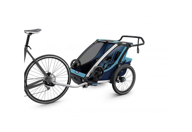 THULE CHARIOT CTS CROSS2, BLUE - 1