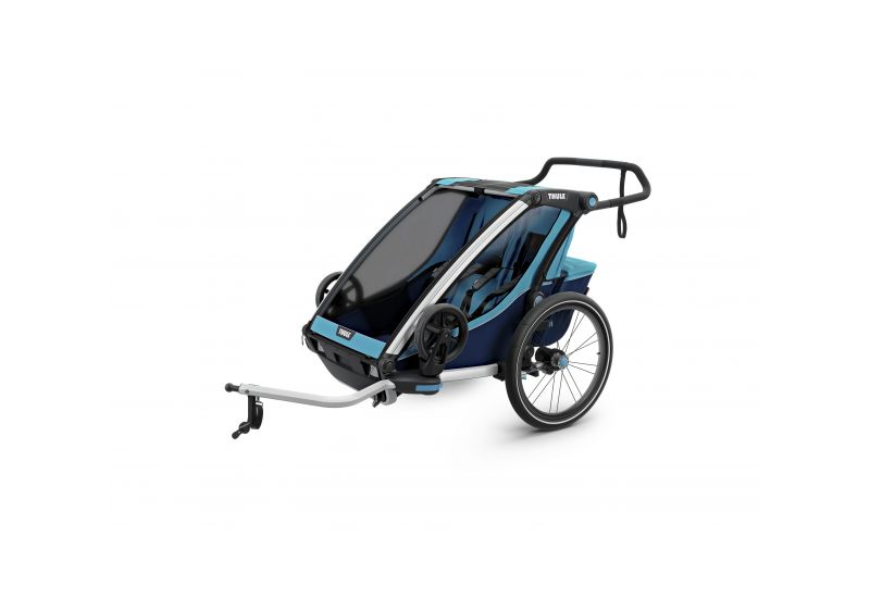 THULE CHARIOT CTS CROSS2, BLUE - 2