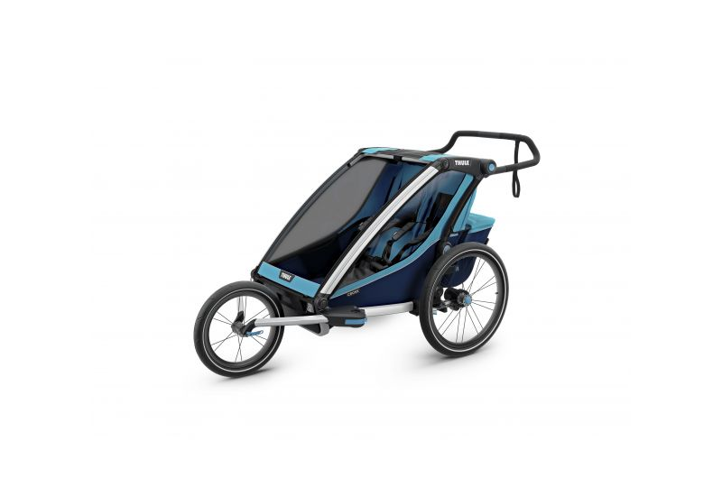THULE CHARIOT CTS CROSS2, BLUE - 3