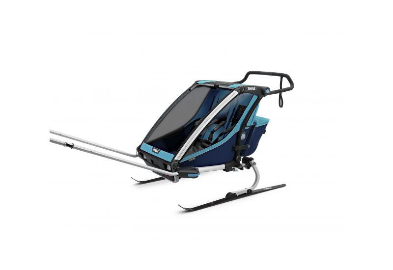 THULE CHARIOT CTS CROSS2, BLUE - 4