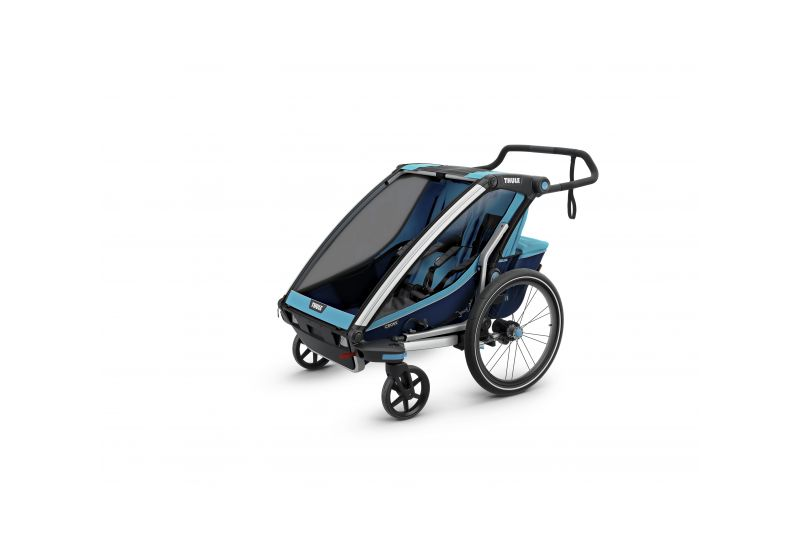 THULE CHARIOT CTS CROSS2, BLUE - 7