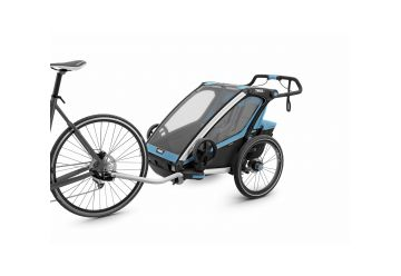 THULE CHARIOT CTS SPORT2, BLUE 2019 - 1