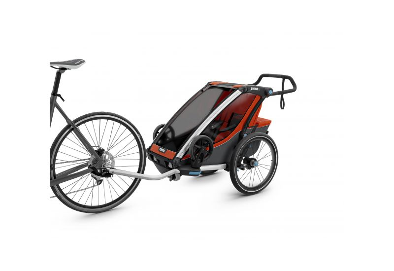 THULE CHARIOT CTS CROSS1, ORANGE - 1