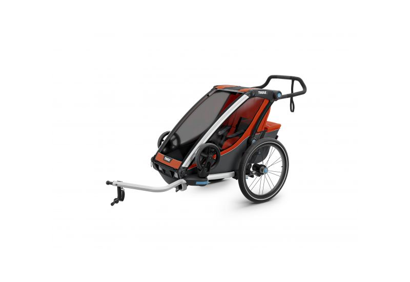 THULE CHARIOT CTS CROSS1, ORANGE - 2