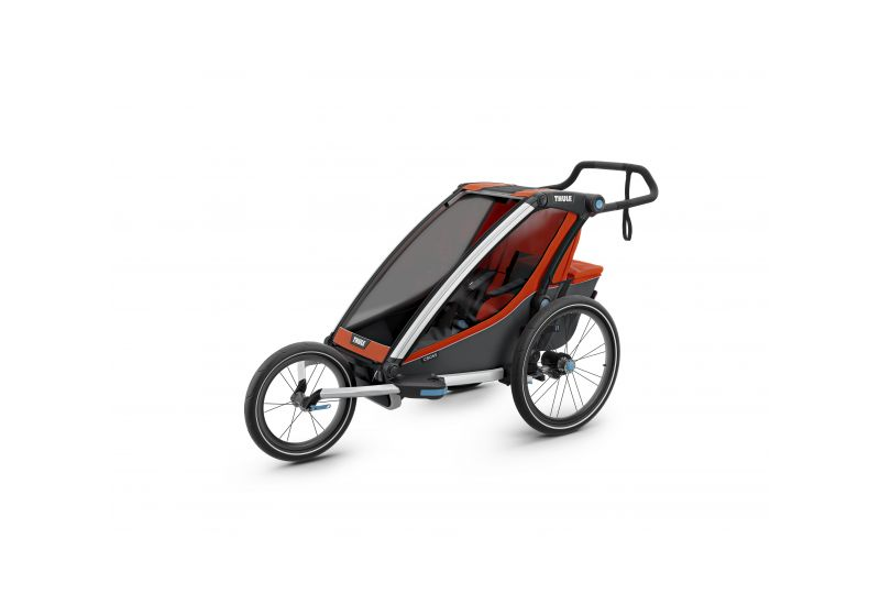 THULE CHARIOT CTS CROSS1, ORANGE - 3