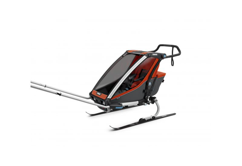 THULE CHARIOT CTS CROSS1, ORANGE - 4