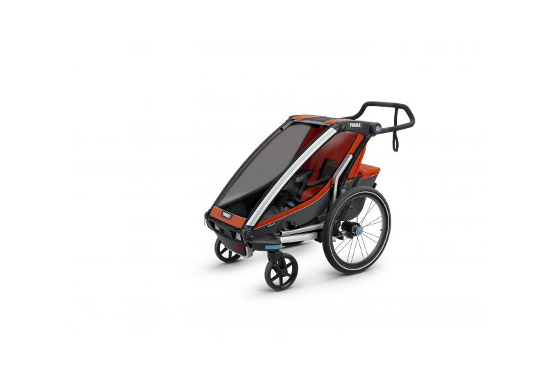 THULE CHARIOT CTS CROSS1, ORANGE - 7