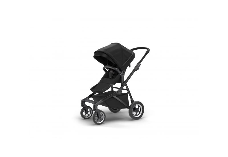 THULE SLEEK BLACK ON BLACK - 3