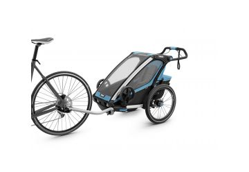 THULE CHARIOT CTS SPORT1, BLUE 2019 - 1