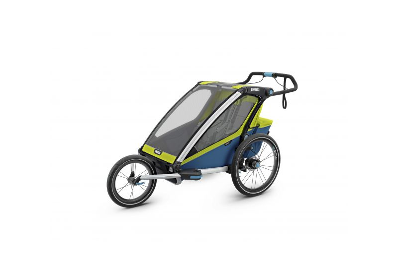 THULE CHARIOT CTS SPORT2, BLUE & GREEN - 3