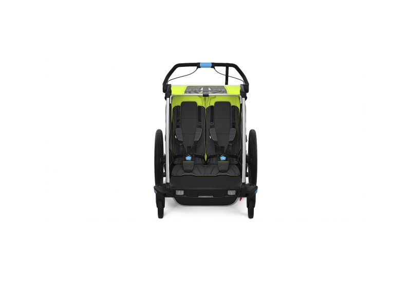 THULE CHARIOT CTS SPORT2, BLUE & GREEN - 6