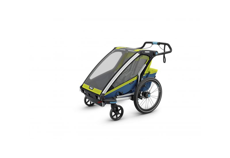 THULE CHARIOT CTS SPORT2, BLUE & GREEN - 7