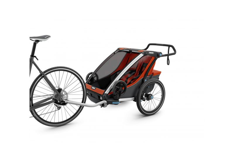 THULE CHARIOT CTS CROSS2, ORANGE - 1