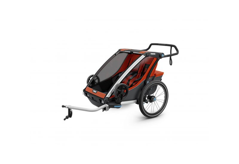 THULE CHARIOT CTS CROSS2, ORANGE - 2