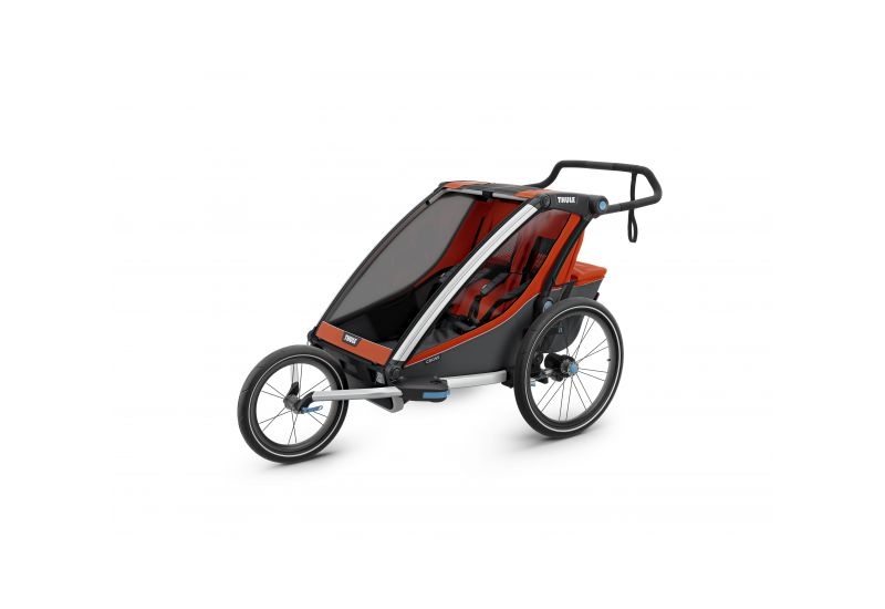 THULE CHARIOT CTS CROSS2, ORANGE - 3