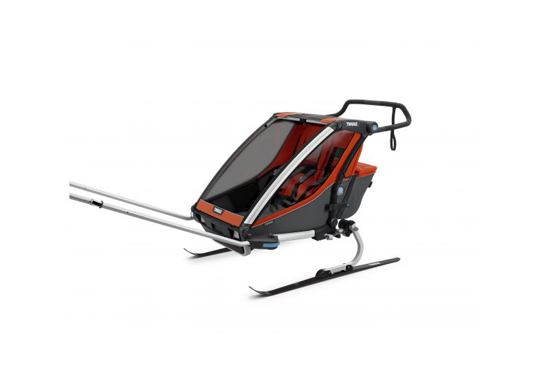 THULE CHARIOT CTS CROSS2, ORANGE - 4