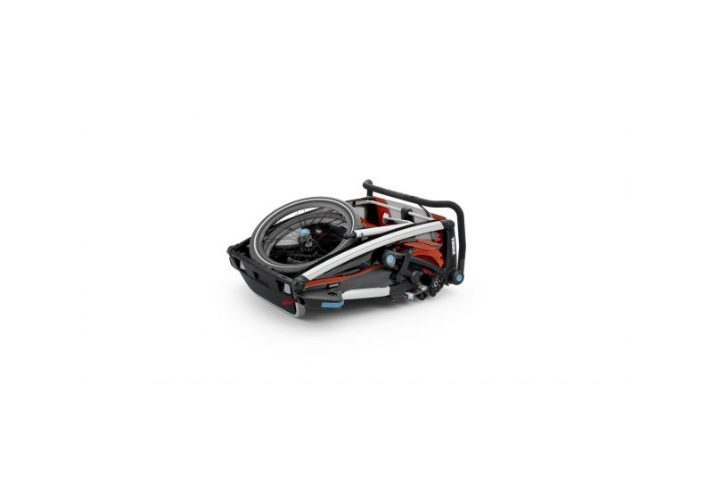 THULE CHARIOT CTS CROSS2, ORANGE - 5