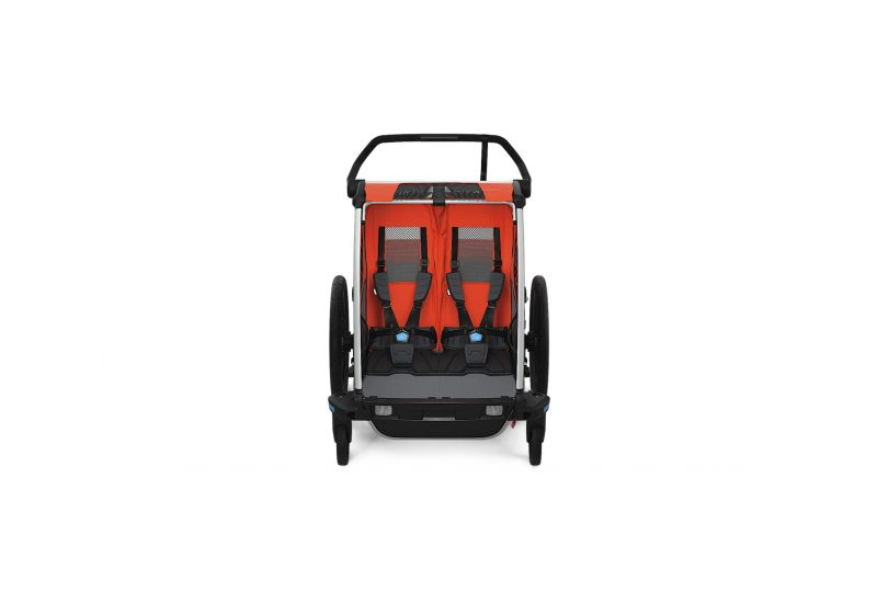 THULE CHARIOT CTS CROSS2, ORANGE - 6