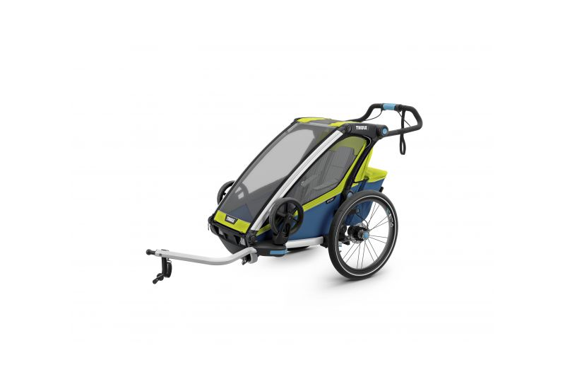 THULE CHARIOT CTS SPORT1, BLUE & GREEN - 2