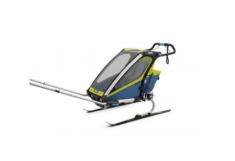 THULE CHARIOT CTS SPORT1, BLUE & GREEN - 4