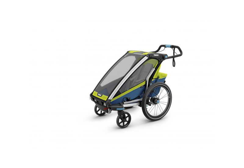 THULE CHARIOT CTS SPORT1, BLUE & GREEN - 7