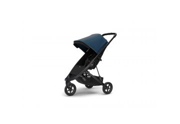 Thule RideAlong měkká vložka Dark Grey / Purple - 1