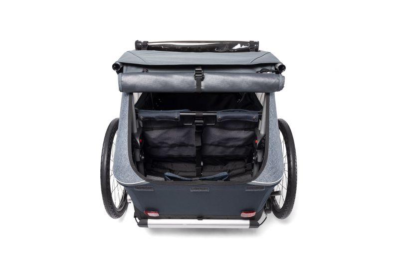 THULE URBAN GLIDE II GREY SINGLE - 5