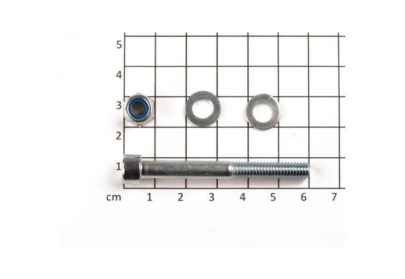 CRO KID metrický čep a samozajišťovací matice (M6*55) p - 1