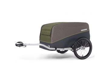 CROOZER CARGO L PLUS Tuure OLIVE GREEN 2020 - 1