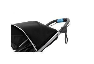 THULE GLIDE II BLACK SINGLE sportovní kočárek - 1