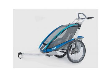 THULE CTS CX1 BLUE DISC + BIKE - 1