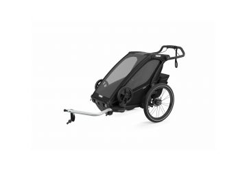 THULE CHARIOT SPORT 1 MIDNIGHT BLACK 2021 - 1