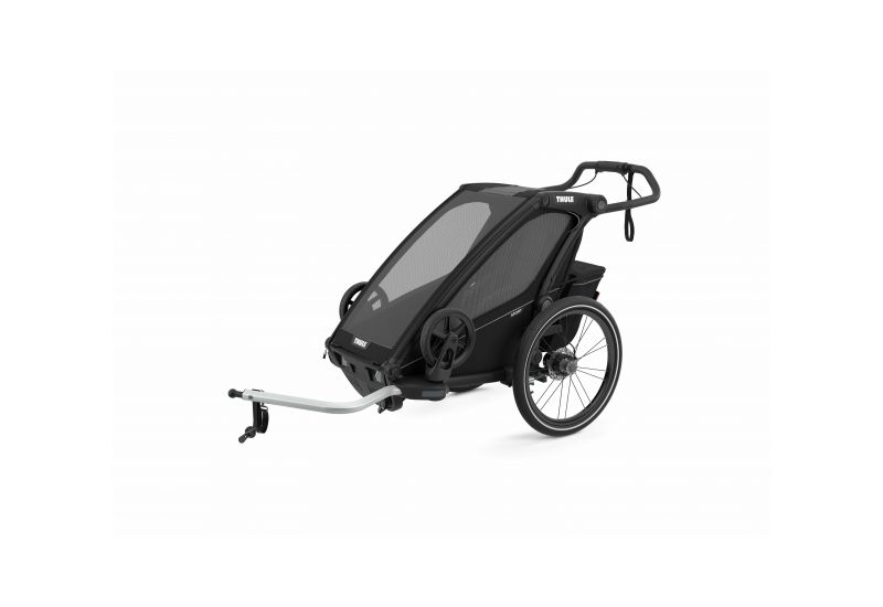 THULE CHARIOT SPORT 1 MIDNIGHT BLACK 2021 Thule Thule Chariot