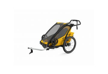 THULE CHARIOT SPORT 1 SPECTRA YELLOW 2021 - 1