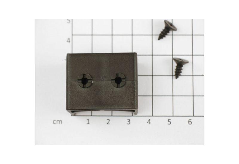 CRO KID plastový díl pro  upevnění  tažná tyč - 3