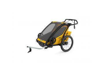 THULE CHARIOT SPORT 2 SPECTRA YELLOW 2021 - 1
