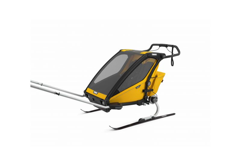 THULE CHARIOT SPORT 2 SPECTRA YELLOW 2021 Thule Thule Chariot