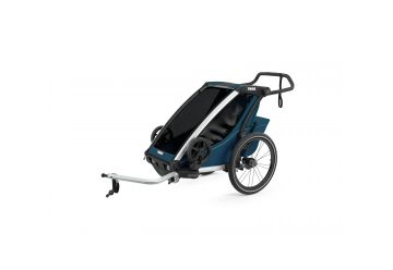 THULE CHARIOT CROSS 1 MAJOLICA BLUE 2021 - 1