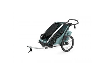 THULE CHARIOT CROSS 1 ALASKA BLUE 2021 - 1