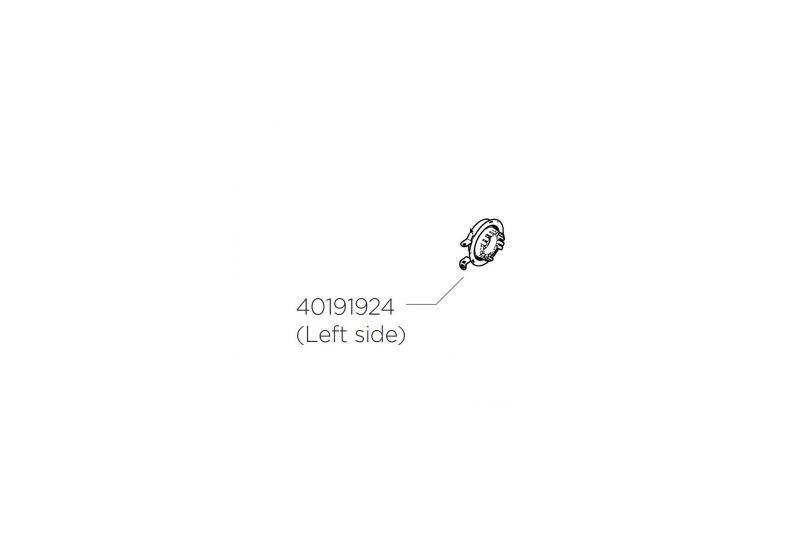 THU UG Náhradní buben brzdy levý - 1