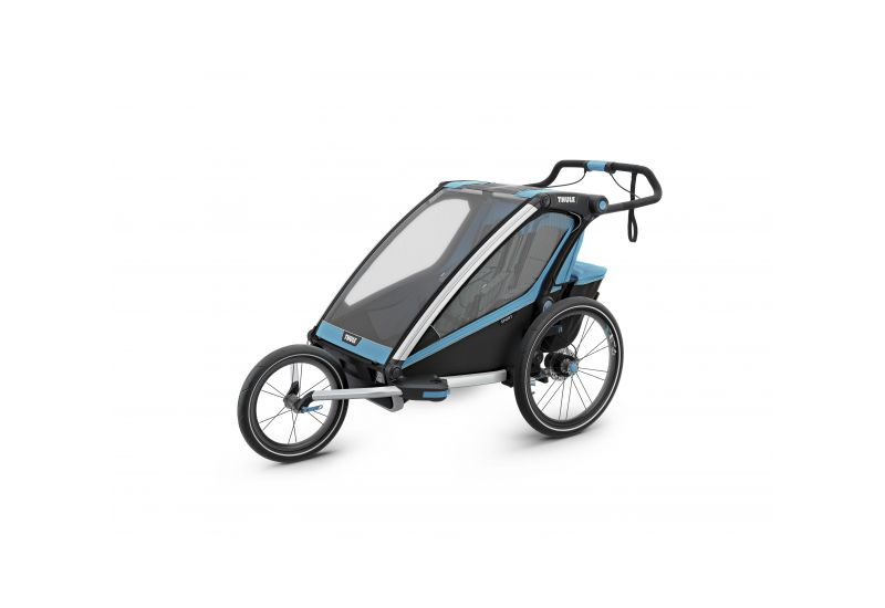 THULE CHARIOT SPORT 2 BLUE 2020 - 3